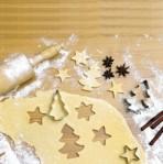 Prăjituri Festive - Rețetă de fursecuri cu scorțișoară